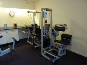 Fitness apparatuur 2